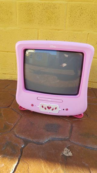 TV Disney rosa