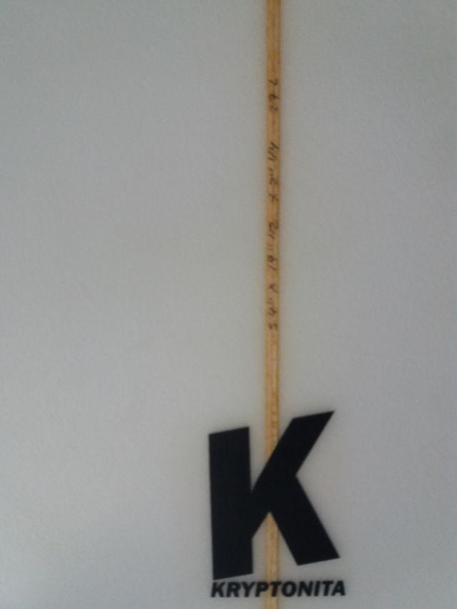 Tabla de Surf TBLSpro Kryptonita