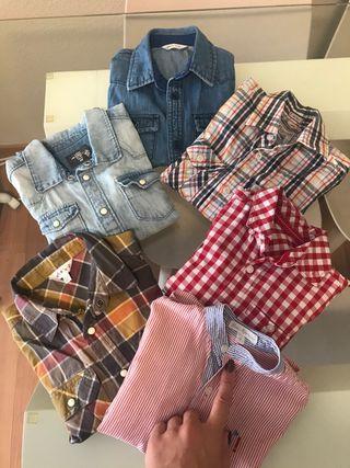 Conjunto ropa