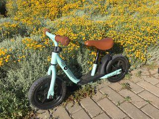 Bici sin pedales
