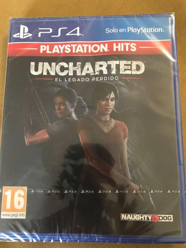 Uncharted:El legado perdido