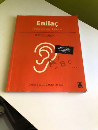 Libro de catalán de primero de bachillerato