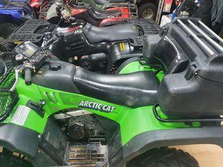 ARCTIC CAT 400 TRACCION 4X4