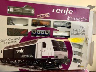 Tren eléctrico Renfe