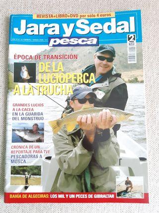 Revista Jara y Sedal Pesca N° 19 Febrero Marzo 05