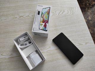 Samsung galaxy A71 6gb/128,camara 64Mpx