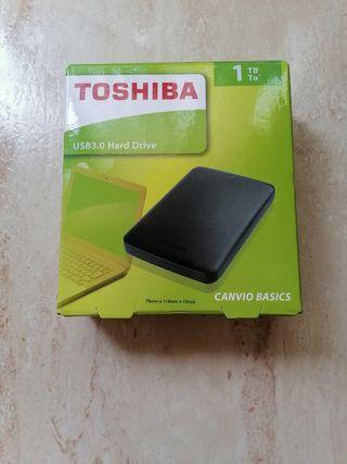 Disco duro 1 TB