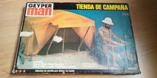 Geyperman tienda de campaña
