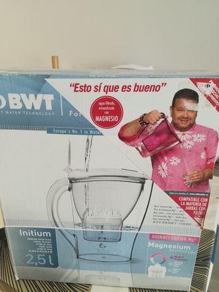Jarra BWT agua con filtro