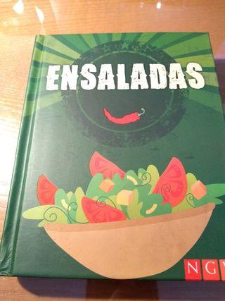 Pack de recetas de ensaladas