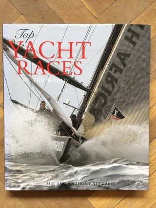 LIBRO Top Yacht Races of the World INGLES año 2000