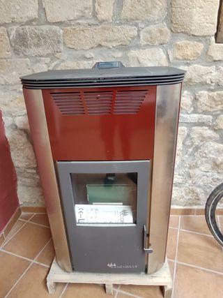 estufa caldera gran potencia 24kw