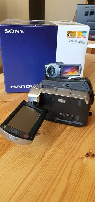 Cámara vídeo Sony Handycam