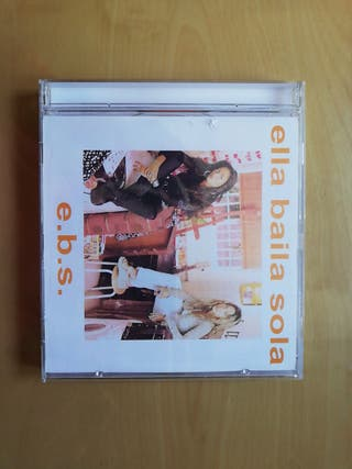 Se vende CD de Ella baila sola, EBS