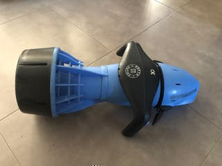 Depth Rating Scooter, Equipo de buceo con bateria
