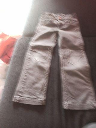 pantalón niña color negro talla 5
