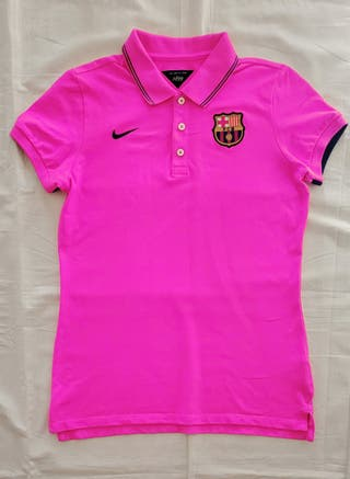 Polos chica FC Barcelona