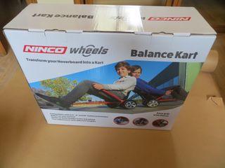 Balance Kart NINCO, adaptador para hoverboard.