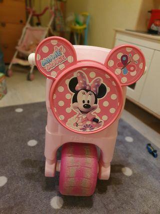 Moto Feber - correpasillos Minnie