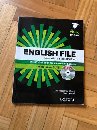 English File Intermediate OXFORD