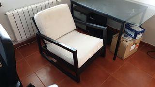 butaca silla mecedora