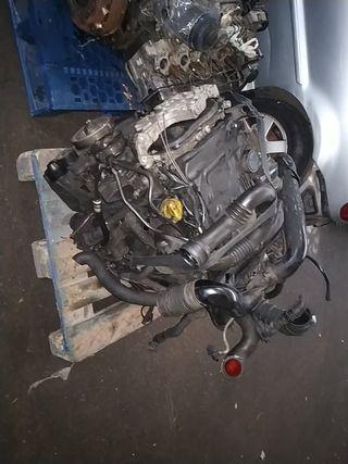 motor m9re7 vivaro 2009 2.0 dci