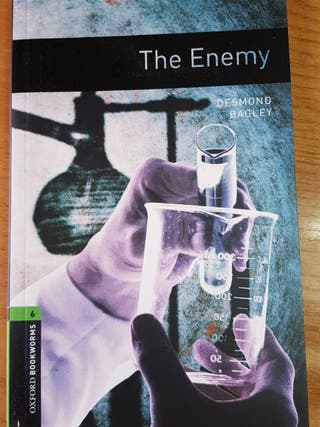 The Enemy Oxford en inglés