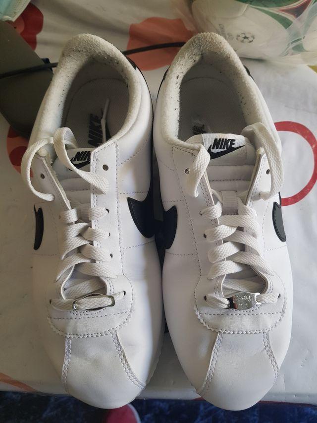 refrigerador Desalentar Loco  Zapatillas Nike Cortez 72 de segunda mano por 35 € en San Esteban en  WALLAPOP