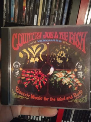 Joe Country and the fish - Elect músic for the....