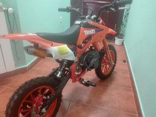 Mini Moto NUEVA Roan Racing 49cc