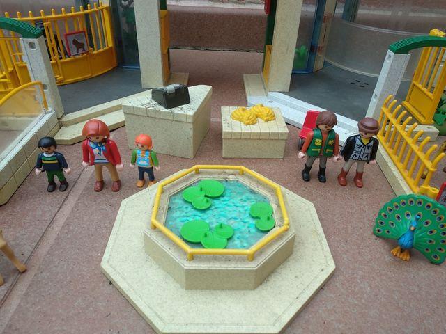 Playmobil Zoo 3240 Y Más Lotes