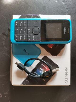 Nokia Microsoft 105