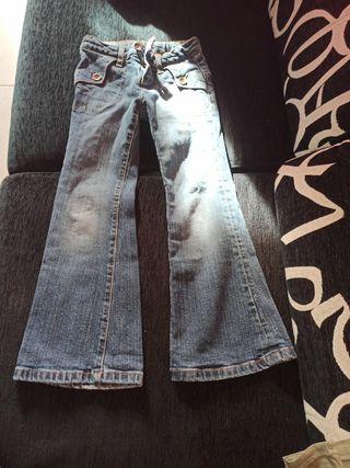 pantalón talla 6 niña