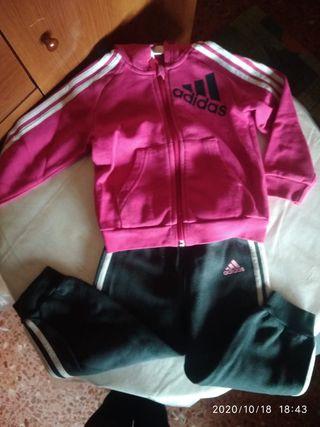 Chándal Adidas original