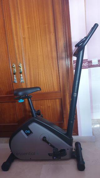 Bicicleta estática Domyos essential +