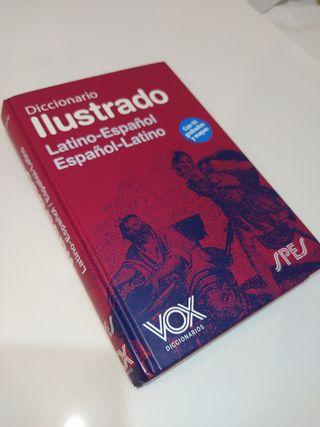 Diccionario Latín-Español Vox + Libro de gramática