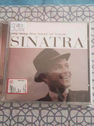 FRANK SINATRA CD MUSICA