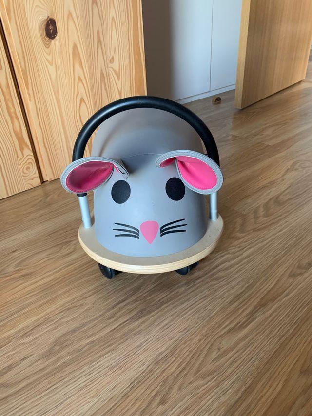Correpasillos ratón