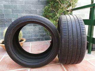 2 neumáticos Tracmax 245/40ZR18 97Y