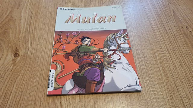 Mulan (inglés)
