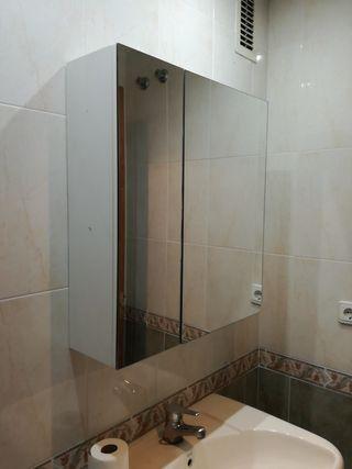 camerino de baño 60x68