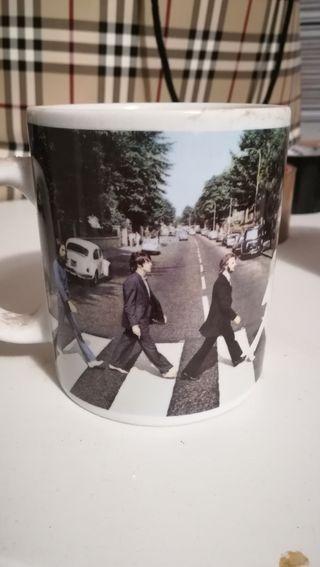 Taza The Beatles Abbey Road