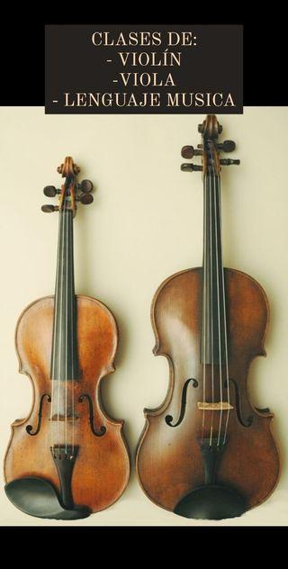 Clases particulares música