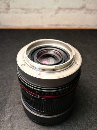 SAMYANG 8mm 2,8 UMC II FujiX
