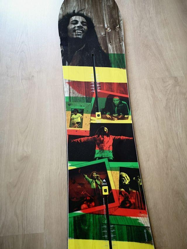 Tabla de Snowboard Burton Whammy Bar 153 Marley E