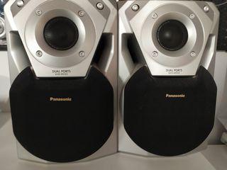 Altavoces Panasonic de 2 vías