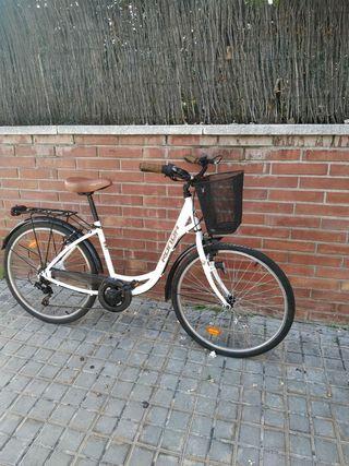 Bicicleta de Paseo o ( cambio por bici de montaña)