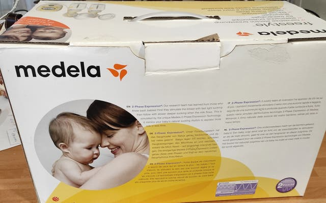 sacaleches Medela freestyle doble