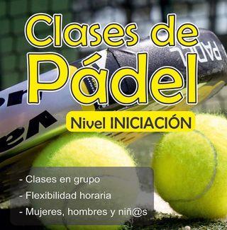 CLASES DE PADEL