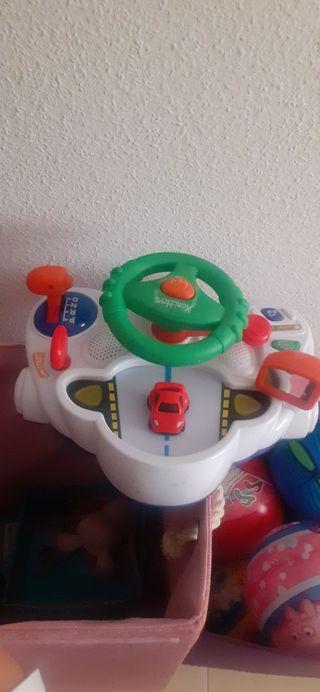 volante bebé